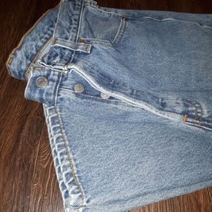 Levi's 501 Button Fly Light Wash